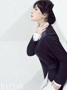 柳岩一改美艳性感路线 走起素雅中性风-中国女明星