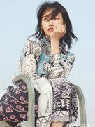 白百何春日大片 造型随意活力十足-中国女明星