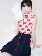 """""""不简单少女""""春夏古灵精怪表达时尚态度-中国女明星"""