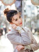 张杨果而街拍大片曝光-中国女明星