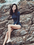 """陈雅婷化身人鱼诠释""""纯净的性感""""-中国女明星"""