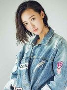 杨舒牛仔服写真曝光 潮范儿十足-中国女明星
