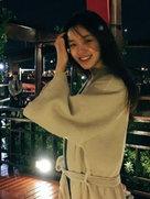穿浴袍素颜的林允也很美 你认得出来吗?-中国女明星