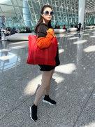 又一个得罪摄影师的!171的蒋欣被拍成这样-中国女明星