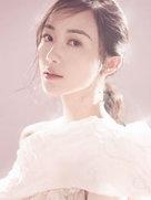 韩雪梦幻写真高贵优雅 春日浪漫气息来袭-中国女明星