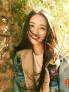 郭碧婷暖调写真撩到网友-中国女明星