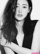 张天爱最新写真曝光 眯着眼睛笑开怀-中国女明星