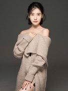 施予斐尽展素颜优雅文艺风 新剧将播引期待-中国女明星