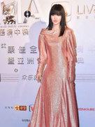 摇滚歌者谭维维摘得两项大奖 演出燃爆现场-中国女明星