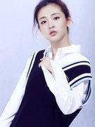 """吴倩演绎校园风  """"学妹版""""落落活力上线-中国女明星"""