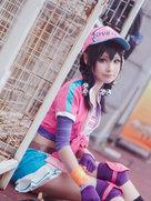矢泽妮可【今天运动的nico也是无敌阳光可爱】-cosplay女生