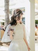 雪梨出席戛纳电影节造型甜美-中国女明星