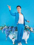 卢星宇爆俏皮写真 表情帝童心未泯-中国男明星