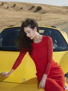 杨恭如沙漠倾情演绎香车美人的传说-中国女明星