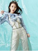 陈梦瑶全新大片 个性造型灵动时尚-中国女明星