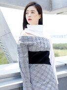 蒋欣时尚写真曝光-中国女明星