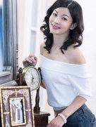 演员钟小丹最新写真曝光-中国女明星