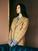李梦为某杂志拍摄的封面组图曝光-中国女明星