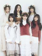 韩国女团GFriend清新写真 复古少女风-韩国女明星
