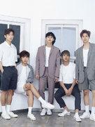 韩国B1A4男子演唱组合高清帅气写真图片-韩国男明星