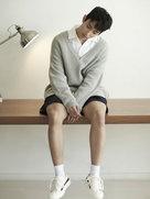 韩国男团SEVENTEEN写真顽皮少年秀男友力-韩国男明星