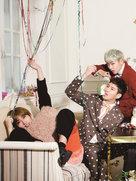 Block B复古高清写真 散发魔性魅力-韩国男明星