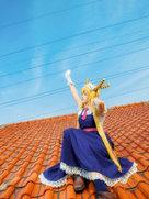 可爱摄影动漫 小林家的龙女仆 托尔-cosplay女生