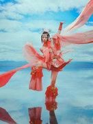 剑侠情缘网络版叁 南皇七秀【此生无悔入秀坊 一曲霓裳入四方】-cosplay女生