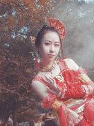 摄影动漫 剑侠情缘网络版叁 七秀 溪雨秀姐-cosplay女生