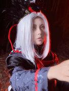 阴阳师手游 黑白童子 终于在冬天来之前产了小骨科-cosplay女生