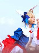 游戏动漫cosplay美图 镜音双子【镜音双子 花野仙踪】-cosplay女生