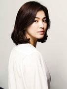 宋慧乔优雅写真 画面绝美宛如海报-韩国女明星