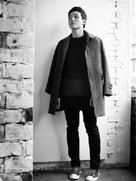 吕珍九帅气写真 颜值气场集体在线-韩国男明星