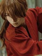 浪客剑心 绯村剑心【万年舞台党的第一次正片】-cosplay男生