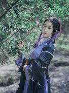 剑侠情缘网络版叁 朔雪万花【既见君子 云胡不喜】-cosplay女生