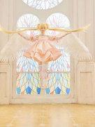 守护甜心 星那歌呗【守护甜心星那歌呗绘琉天使变身】-cosplay女生