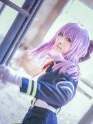 终结的炽天使 �绑沔�【想要保护之人 如果能找到就好了】-cosplay女生