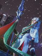希望新的一年也能陪伴 这个圣诞也为你们讴歌-cosplay女生