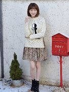 李圣经最新秋冬写真 网友直呼要表白-韩国女明星