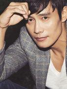 李秉宪最新西装写真 变身优雅贵公子-韩国男明星