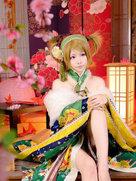 花阳正月觉醒 cosplay女生福利-cosplay女生