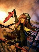 影之女王 斯卡哈高清chinajoy摄影-cosplay女生