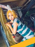 cosplay摄影 越狱兔 普京高清图片-cosplay女生