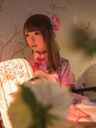摄影cosplay 小魔女学园 戴亚高清图片-cosplay女生