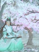 剑侠情缘网络版叁 长歌门 张婉玉 cosplay动漫女神-cosplay女生