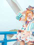 高坂穗乃果 园田海未 马戏团觉醒高清chinajoy摄影-cosplay女生