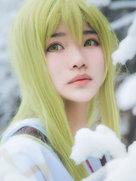 高清cosplay 恩奇都【可人�g�]有永�h】-cosplay女生
