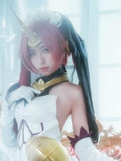 弗兰肯斯坦 人活着就是为了肯娘高清chinajoy摄影-cosplay女生