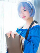 从零开始的异世界生活cosplay摄影福利-cosplay女生