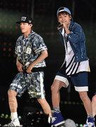 BTOB演唱会劲歌嗨不停 网友惊呆:太帅了-韩国男明星